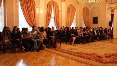 Photo of Զարեհ Սինանյանը հանդիպել է ՌԴ հայ երիտասարդական կազմակերպությունների ներկայացուցիչների հետ