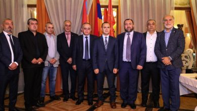Photo of Զարեհ Սինանյանը հանդիպել է ՀՅԴ Հայ Դատի մոսկովյան հանձնախմբի ներկայացուցիչների հետ