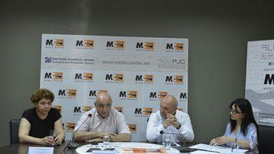 Photo of Լրագրողական 3 կազմակերպություններ ներկայացրեցին իրենց մշակած «Հեռուստատեսության և ռադիոյի մասին» նոր օրենքի նախագիծը