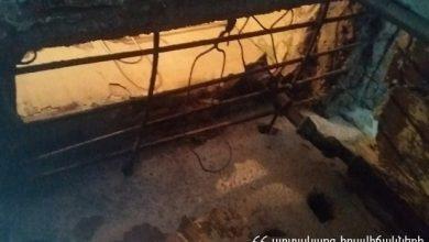 Photo of Փլուզում Ամասիայի բնակարաններից մեկում. տանն ապրում է 12 հոգանոց ընտանիք