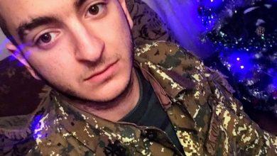 Photo of Погибший в Арцахе военнослужащий из Арагацотна, его отец на выездных работах, мать – работница по найму
