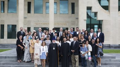 Photo of Ֆիլադելֆիայի հայ ուխտավորներն այցելել են Մայր Աթոռ Սուրբ Էջմիածին