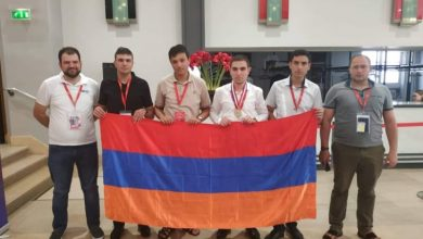 Photo of ՀՀ ԿԳՄՍՆ-Բրոնզե մեդալ` քիմիայի միջազգային օլիմպիադայում