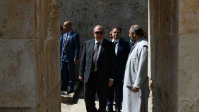 Photo of Հաղարծինն ինձ համար նաև պետականության խորհրդանիշ է. նախագահն այցելել է Հաղարծնի վանական համալիր