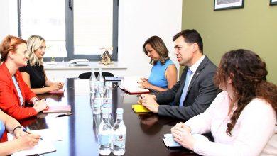 Photo of Քննարկվել են հայ-բրիտանական կրթական համագործակցության զարգացման առաջիկա քայլերը