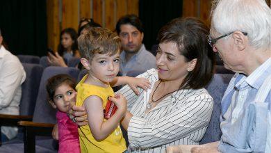 Photo of Աննա Հակոբյանն Հովհ. Թումանյանի անվան պետական տիկնիկային թատրոնում ներկա է գտնվել բարեգործական ներկայացմանը