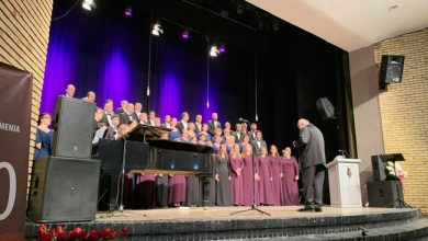 Photo of Հայաստանի պետական կամերային երգչախումբը Թեհրանում հանդես է եկել հյուրախաղերով