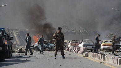 Photo of Взрыв в центре Кабула: погибли не менее 40 человек