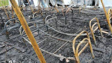 Photo of Пожар в палаточном лагере в Хабаровском крае: один ребенок погиб, трое в коме