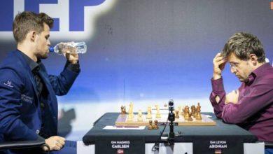 Photo of Аронян сыграл вничью с чемпионом мира
