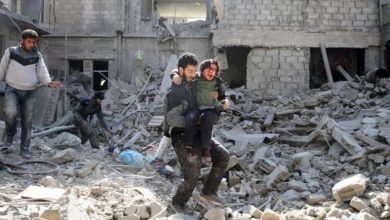 Photo of 7 детей подорвались на мине в Сирии