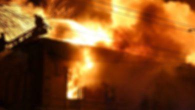 Photo of Միջնավանում բնակելի տուն է այրվել
