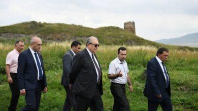 Photo of Հայրենաճանաչությունը սկսվում է պարզ սիրուց․ ՀՀ նախագահ Սարգսյանն այցելել է Լոռի բերդ