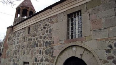 Photo of В Ахалцихе была совершена кража из армянской церкви Сурб Григор Лусаворич