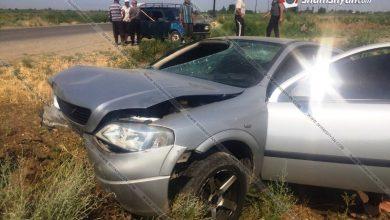 Photo of Ավտովթար Արմավիրի մարզում․ 24-ամյա վարորդը Opel-ով վթարի է ենթարկվել և հայտվել դաշտում․ կա 5 վիրավոր