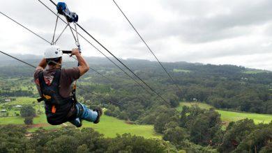 Photo of Զիփլայն. էքստրեմալ զբոսաշրջություն կամ թռիչք թռչնի բարձրությունից