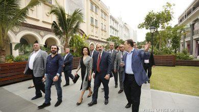 Photo of Նիկոլ Փաշինյանը և Աննա Հակոբյանը շրջել են նաև Սինգապուրի Արմենիա հայկական փողոցով