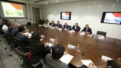 Photo of Путь развития и накопленный большой опыт Сингапура интересны для Армении и могут быть полезны в процессе наших дальнейших реформ: премьер-министр встретился с представителями бизнес-сообщества Сингапура