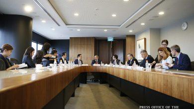 Photo of Совет по экономическому развитию Сингапура готов к тесному сотрудничеству с армянскими партнерами