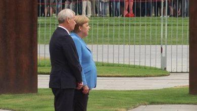 Photo of Меркель стало плохо во время встречи с премьер-министром Финляндии