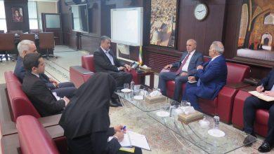 Photo of Իրանում քննարկվել են Հյուսիս-հարավ տրանսպորտային միջանցքի արդյունավետ գործարկման խնդիրները