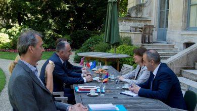 Photo of Կարևորվել է ՀՀ-ԵՄ Համապարփակ և ընդլայնված գործընկերության համաձայնագրի շրջանակներում հայ-ֆրանսիական ոլորտային համագործակցությունը