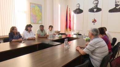 Photo of ՀՅԴ Հայաստանի Գերագույն մարմնում տեղի է ունեցել հանդիպում «Երկիր Ծիրանի» կուսակցության անդամների հետ