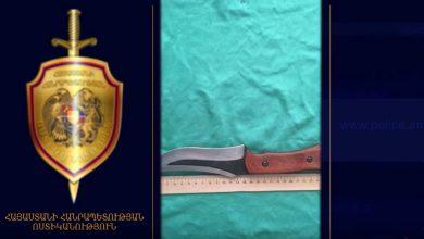 Photo of Վայոց ձորի ոստիկանները բացահայտեցին Երևան-Մեղրի ճանապարհին տեղի ունեցած դանակահարությունը