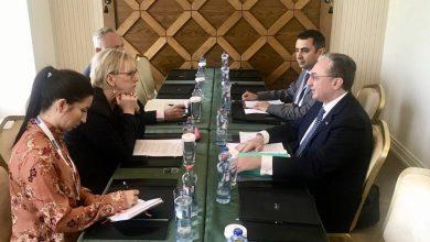 Photo of Հայաստանի և Շվեդիայի ԱԳ նախարարների հանդիպումը