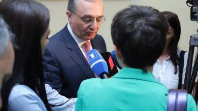 Photo of МИД Армении внимательно следит за переговорами России и Грузии по альтернативе Ларсу