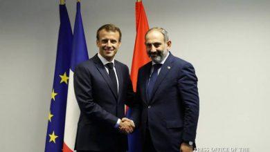 Photo of Никол Пашинян поздравил Эмманюэля Макрона по случаю Национального праздника Французской Республики