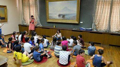 Photo of Տավուշի մարզի սահմանամերձ գյուղերի 70 երեխաներ այսօր այցելել են Հայաստանի ազգային պատկերասրահ․ Աննա Հակոբյան