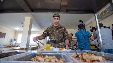 Photo of Ի՞նչ է ուտելու զինվորը հայկական բանակում. McDonald's–ի մեթոդն են կիրառելու. armeniasputnik.am