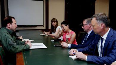Photo of ՀՀ պաշտպանության նախարարն ընդունել է միջազգային փորձագետների խմբին