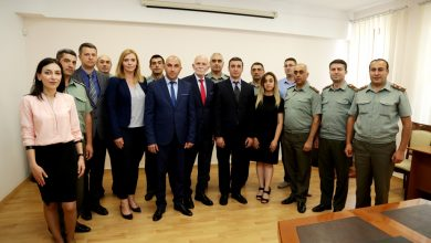 Photo of Հայաստան է այցելել ՆԱՏՕ֊ի փորձագետների խումբը