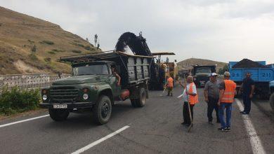 Photo of Մեկնարկել են Մ4 Երևան-Սևան-Իջևան-հայ-ադրբեջանական սահման ձախակողմյան հատվածի միջին նորոգման աշխատանքները