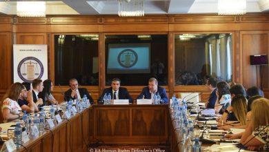 Photo of Մարդու իրավունքների պաշտպանի նախաձեռնությամբ Հայաստան-Բուլղարիա-Վրաստան եռակողմ քննարկումներ՝ նվիրված գործարարների պաշտպանությանը