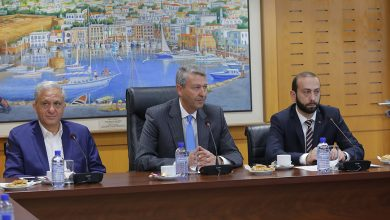 Photo of ՀՀ ԱԺ պատվիրակությունը հանդիպել է Հայաստանի եւ Կիպրոսի համագործակցության միջխորհրդարանական հանձնաժողովի անդամների հետ