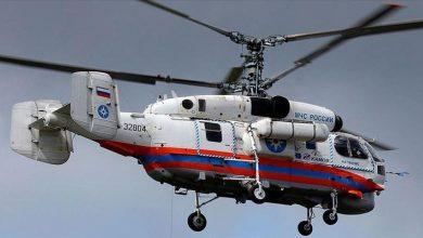 Photo of Ռուսական Ka-32 բազմաֆունկցիոնալ ուղղաթիռներն արդեն Թուրքիայում են