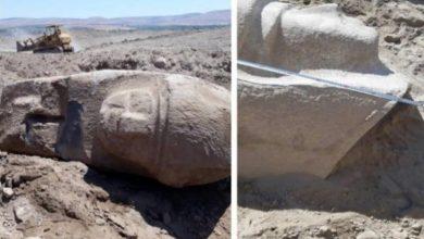 Photo of Աֆրինում գտնված պատմական հուշարձաններն ապօրինի ճանապարհով ուղարկվում են Թուրքիա