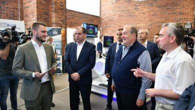 Photo of Հայաստանն ու Բելառուսը բնական գործընկերներ են նոր տեխնոլոգիաների ոլորտում. Հայաստանի նախագահն այցելել է Բարձր տեխնոլոգիաների պարկ