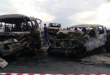 Photo of ԱԻՆ-ը մանրամասներ է հաղորդում Զոդի կամրջի վրա տեղի ունեցած սարսափելի վթարից