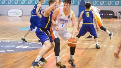 Photo of Հայաստանի բասկետբոլի Մ20 հավաքականը պարտվեց Շվեդիային