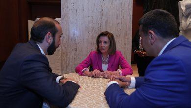 Photo of Արարատ Միրզոյանն ու Նենսի Փելոսին քննարկել են հայ-ամերիկյան հարաբերություններին առնչվող հարցեր