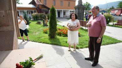Photo of Դսեղում ոչ միայն Թումանյանի շունչն էր, այլև՝ սիրտը. նախագահ Սարգսյանն այցելել է Ամենայն հայոց բանաստեղծի ծննդավայր