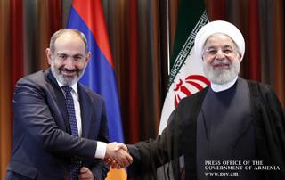 Photo of Премьер-министр Никол Пашинян провел телефонный разговор с президентом ИРИ Хасаном Рухани