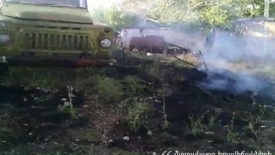 Photo of Հրդեհ Աշնակ գյուղում. տուժածներ չկան