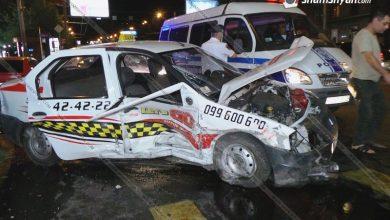 Photo of Խոշոր ավտովթար Երևանում, բախվել են Opel-ն ու Renault-ն․ ռեստորանի բարմենը տեղափոխվել է հիվանդանոց
