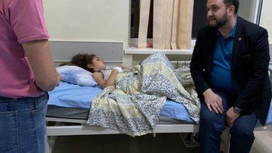 Photo of Արայիկ Հարությունյանն այցելել է հիվանդանոց՝ ողբերգական ավտովթարի ժամանակ տուժած փոքրիկ Նարեին