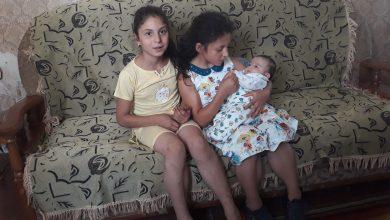 Photo of «Պանելն ընկավ նորածնիս գլխին». երեք մանկահասակ երեխա ունեցող ընտանիքը դժբախտ պատահարից հետո կանգնել է փաստի առաջ